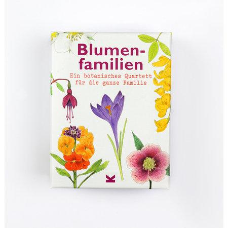 Blumenfamilien - Ein botanisches Quartett