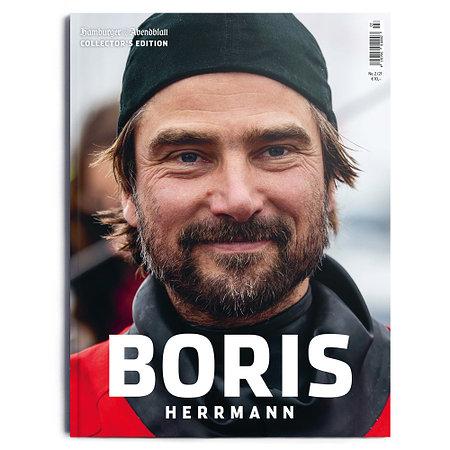 Boris Herrmann Collector´s Edition Hamburger Abendblatt