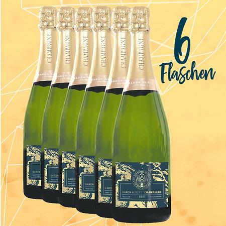 Champagner Edition (6er-Kart.) Hamburger Abendblatt