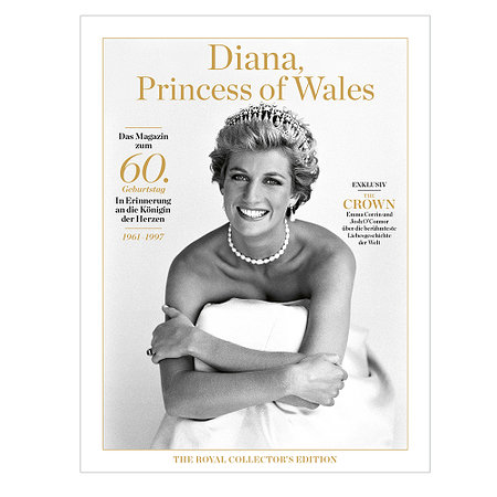Diana, Princess of Wales The Royal Collector's Edition
