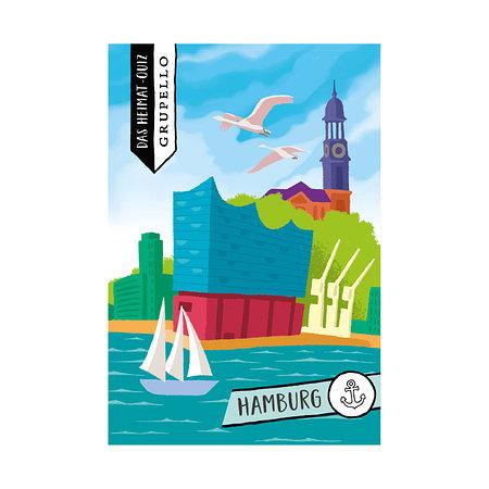 Hamburg. Das Heimat-Quiz
