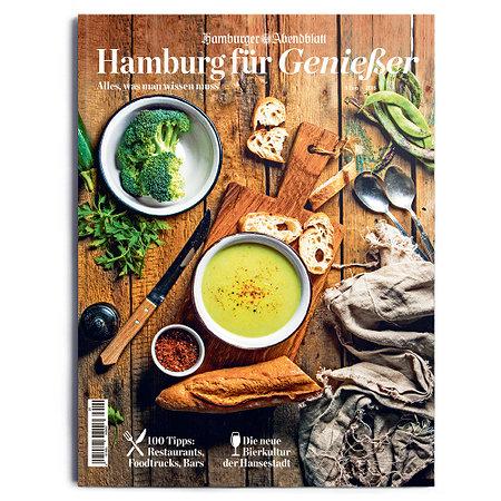 Hamburg für Genießer