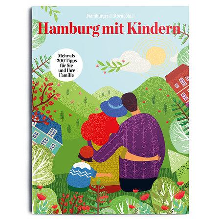 Hamburg mit Kindern & Wir Kinder in Hamburg