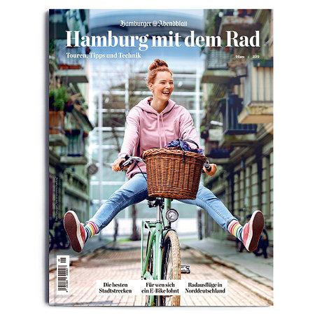 Hamburg mit dem Rad