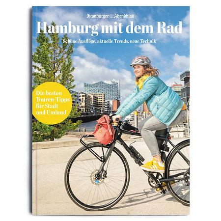 Hamburg mit dem Rad - Ausgabe 2021