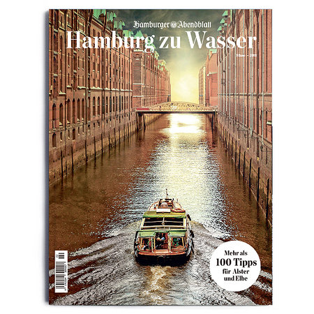 Hamburg zu Wasser Alles, was man wissen muss