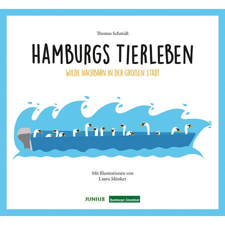 Hamburgs Tierleben Wilde Nachbarn in der großen Stadt