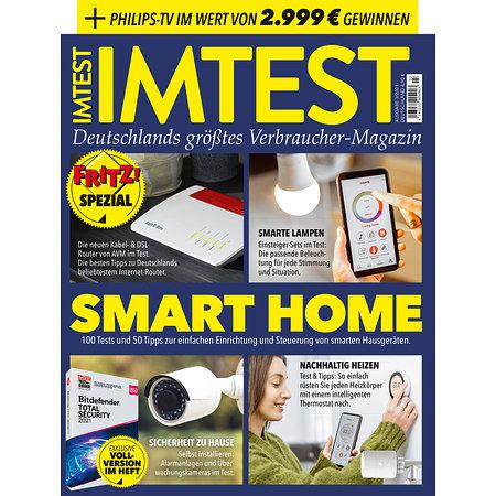 IMTEST Ausgabe 03/2021 Deutschlands größtes Verbraucher-Magazin