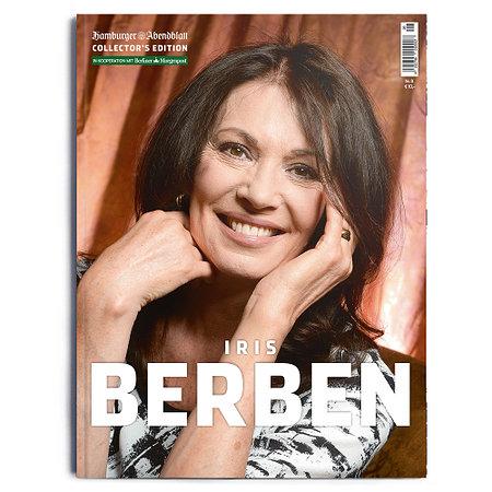 Iris Berben Collector´s Edition Hamburger Abendblatt