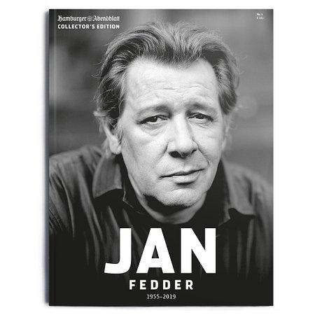 Jan Fedder Collector´s Edition Hamburger Abendblatt