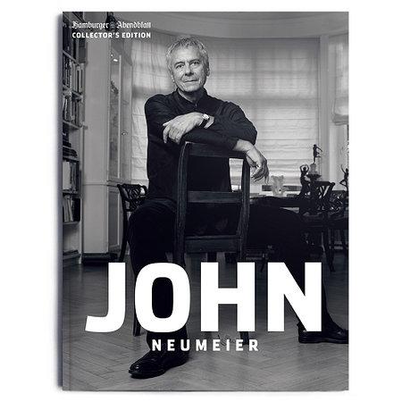 John Neumeier Collector´s Editon Hamburger Abendblatt