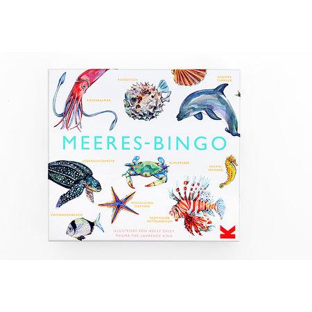 Meeres-Bingo