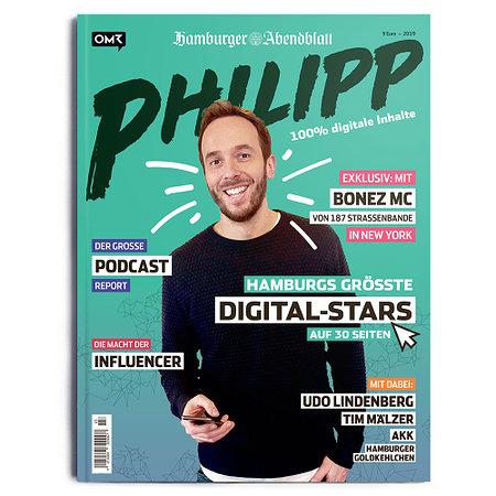 PHILIPP - Das Magazin, das eigentlich eine App werden sollte