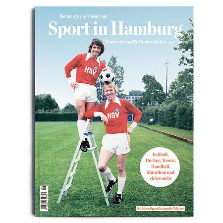 SPORT IN HAMBURG: Momente aus fünf Jahrzehnten