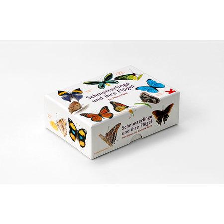Schmetterlinge und ihre Flügel - Ein Memo-Spiel