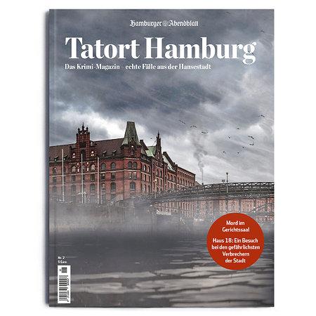 Tatort Hamburg - Das Krimi Magazin, Ausgabe 2