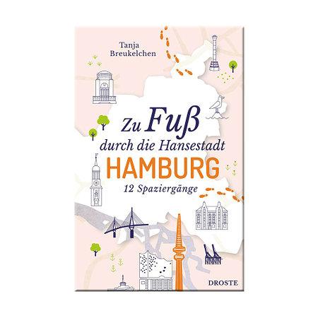 Zu Fuß durch die Hansestadt Hamburg